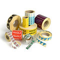 Stickers, tags, labels, custom printed full colour printing. Barcodes, variable data printing