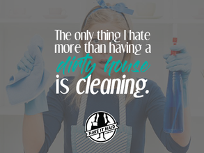 Have it Maid - Hate more than dirty hous
