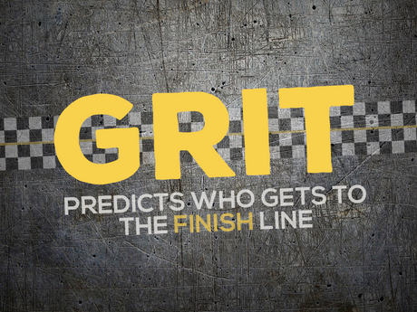 Grit predicts who gets to the finish line of hard goals in life