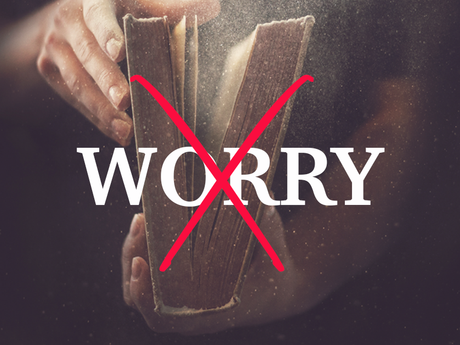 There are only 2 powers that can help your worry