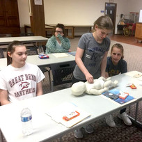 Classes for All Ages on CPR Training for Adults and Infants