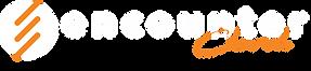 Encounter Church Logo - Opt 2 - white an