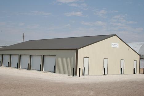 Ruda Storage Units