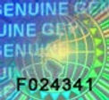 Hologram labels, security labels, brand protection labels