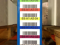 Rack Labels Amp Warehouse Identification Labels