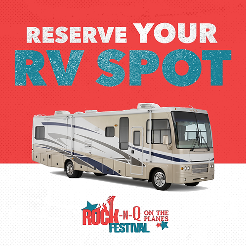 RV Camping with Electric Hookups