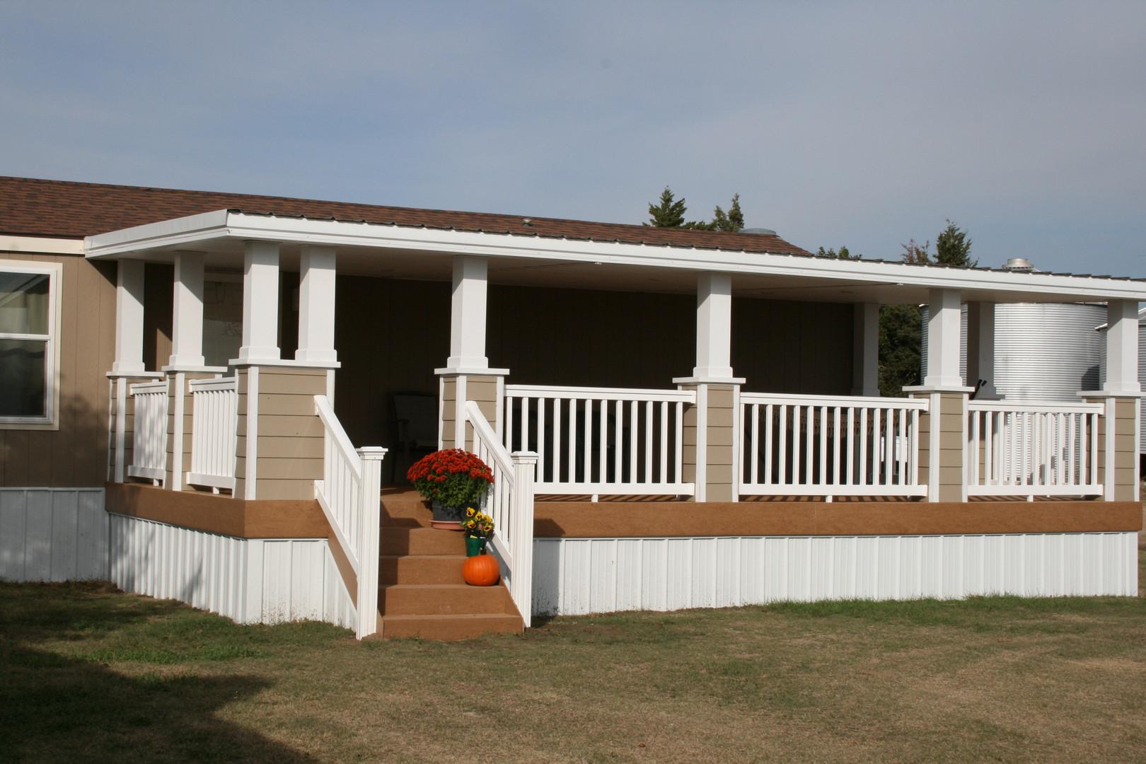 Leebrick Porch