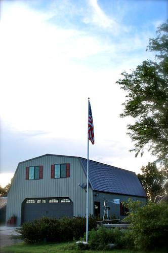 Maaske Gambrel Barn