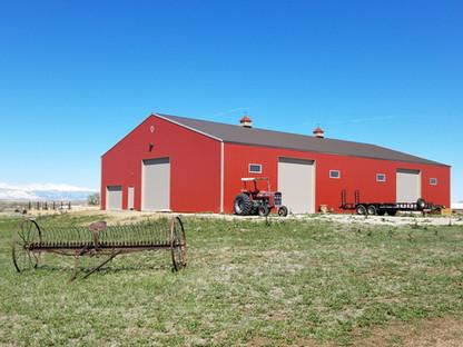 Eberle Farm Workshop