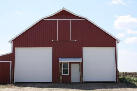 Seidel Traditional Barn