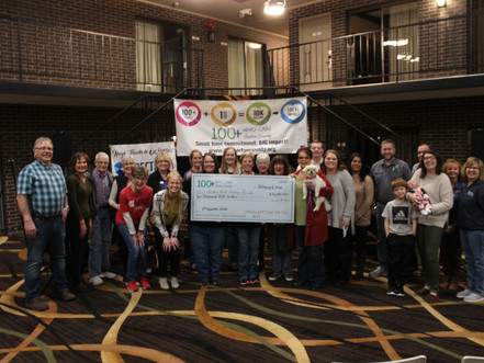Golden Belt Humane Society Wins $10,000+ from Members of Local Philanthropic Group
