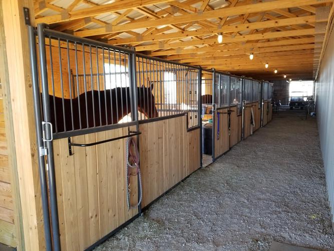 Biswurm Stalls