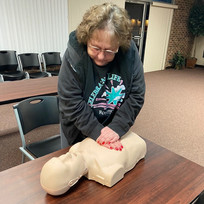 Adult CPR and First Aid Training
