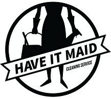 Have it Maid Cleaning Service - black wh