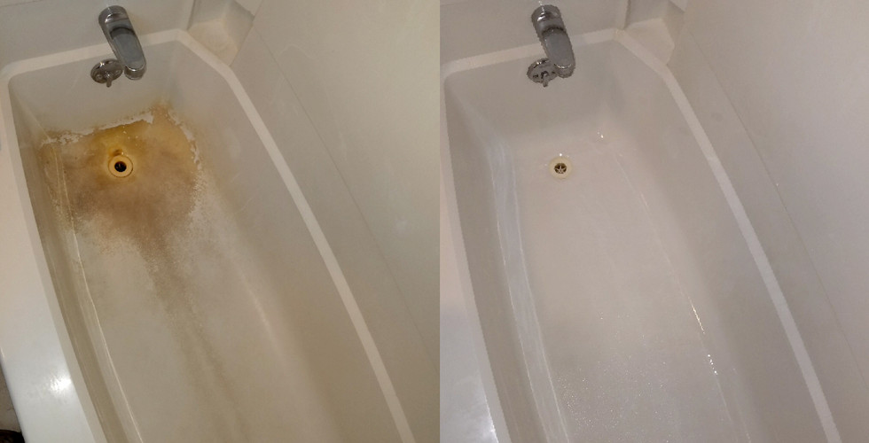 Fiberglass Tub Resurfacing