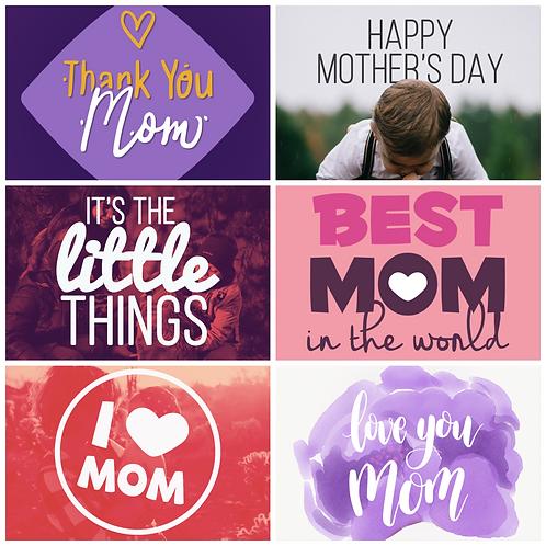 Mother's Day Social Media Pack