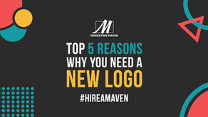 Five Reasons You Might Need a New Logo