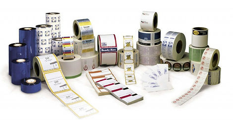 Self adhesive labels, barcode labels, custom stickers, chemical labels thermal ribbons, & tags - Tasmania