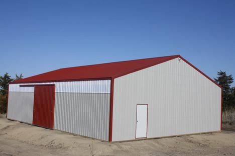 Long Farm Storage