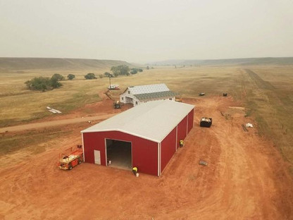 Waddell Steel Storage