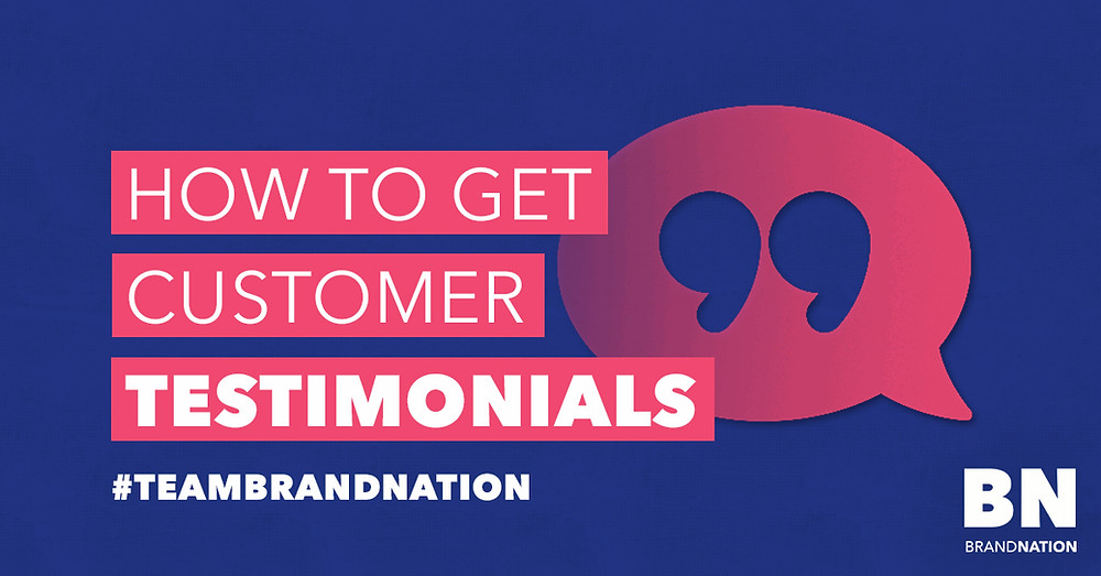 How to Get Customer Testimonials Google Reviews Facebook Recommendations