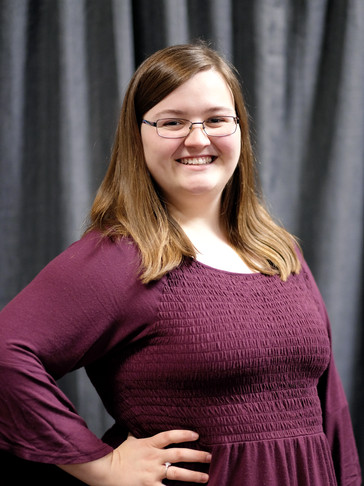 Kelsie Brown,  Administrative Assistant