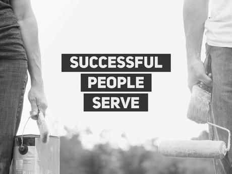 Successful People Serve