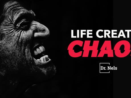 Life Creates Chaos