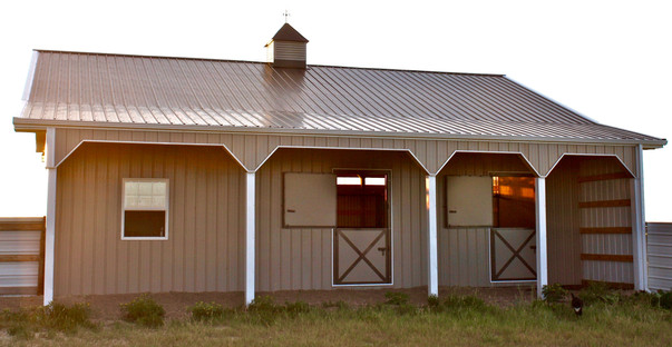 Grace Horse Barn