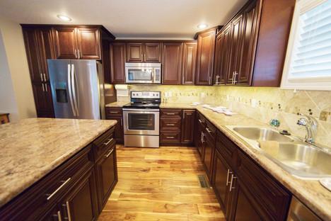 Sacred Heart House Kitchen