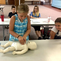 Training for Babysitters - CPR and First Aid Certification Classes