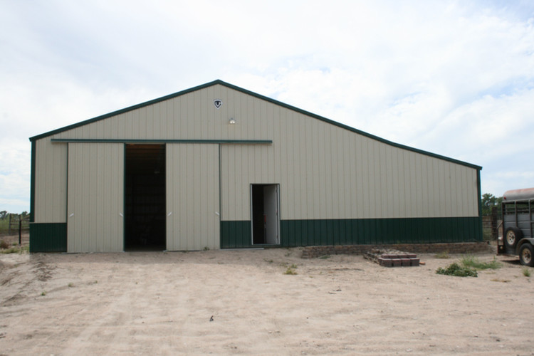 Gaston Horse Barn