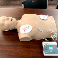 Portable Training Dummies for CPR and First Aid Training