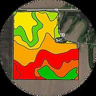 As-applied map on field
