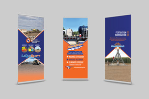 SureFire Trade Show Banners