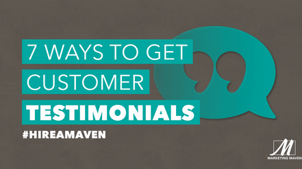 7 Different Ways to Ask Customers for Testimonials