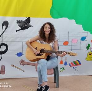 פעמונים וציפורים-מפגש מוסיקלי מגיל 3-6