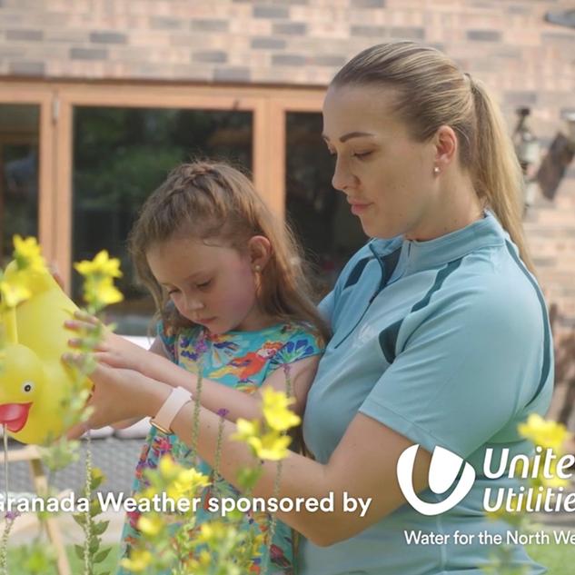 United Utilities Ident