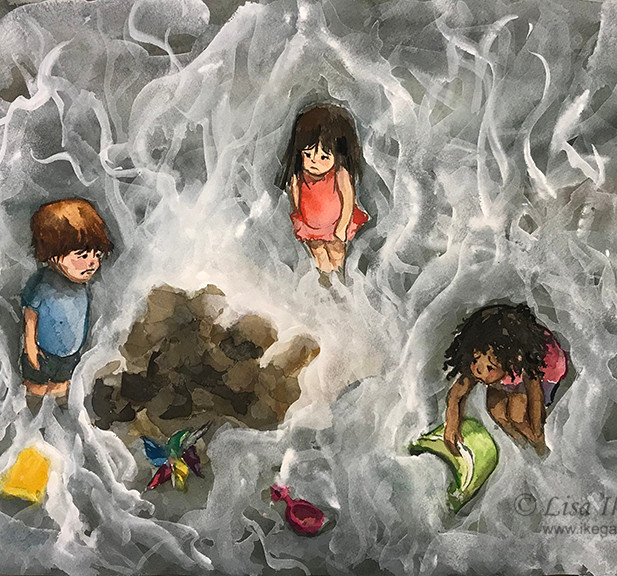SCBWI Narrative Art Award 2020 submittal