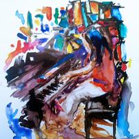 Piano soloist, Maitland Symphony Orchestra