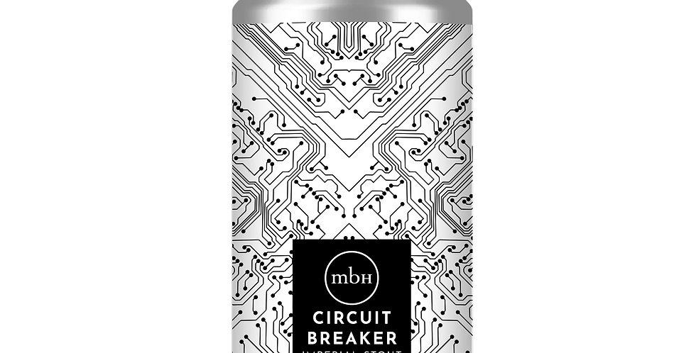 CIRCUIT BREAKER   Imperial Stout   10.5%