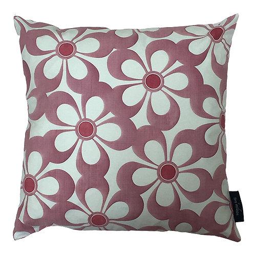 Daisy Cushion - Pink