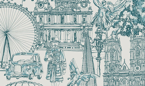 Tori McLean Textile Design for London Sc