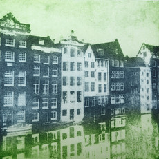 Amsterdam Canal I by Tori McLean