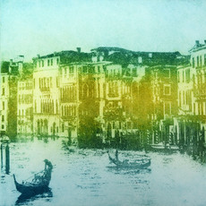Venice Grand Canal I by Tori McLean