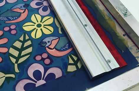 Tori McLean Nature Collection Textile Sc