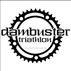 Dambuster triathlon logo