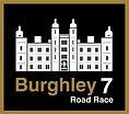 Burghley7 road race logo