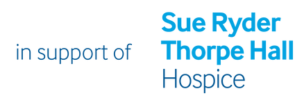 Sue Ryder Thorpe hall logo