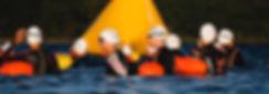 SwimRutland 4km start line